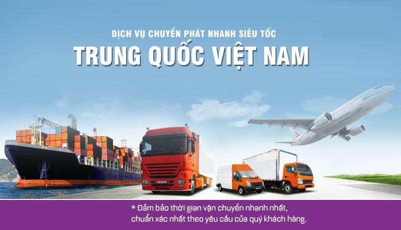 Vận chuyển hàng hóa Trung Quốc - Việt Nam, Quảng Châu