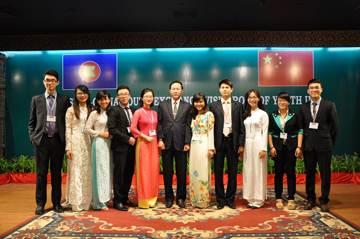 Thắt chặt tình bè bạn giữa ASEAN - Trung Quốc