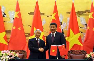 Việt Nam - Trung Quốc củng cố tin cậy, thúc đẩy quan hệ