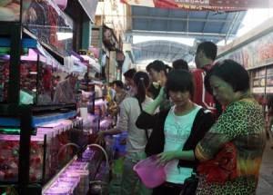 Thiên đường Quảng Châu nơi bạn mua cái gì cũng có