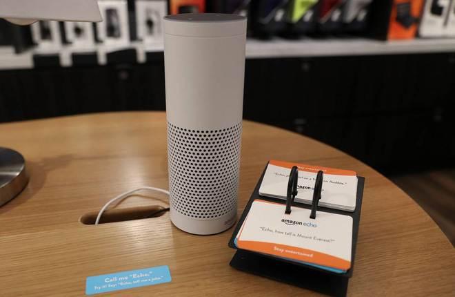 Alibaba tính ra mắt loa thông minh như Echo Amazon