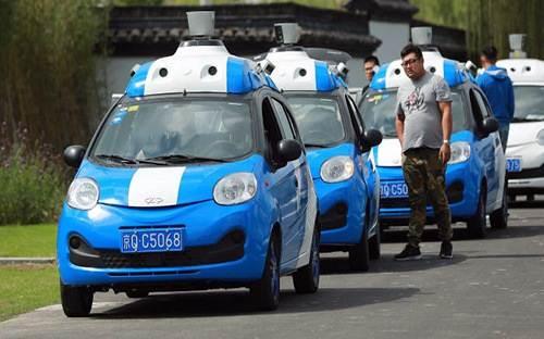 Baidu bắt tay với nhà cung cấp châu Âu phát triển xe tự lái