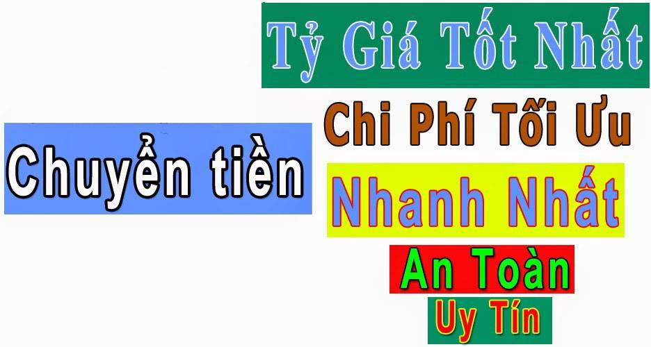Dịch vụ chuyển tiền từ Trung Quốc về Việt Nam