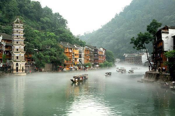 Một ngày lang thang ở Cổ Trấn - Trung Quốc