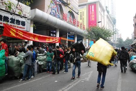 Quảng Châu mua hàng về Việt Nam bán phần 3