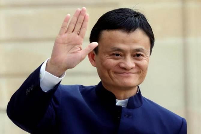 Jack Ma muốn giúp Hong Kong trở thành một xã hội không tiền mặt
