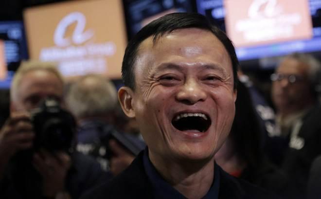 Jack Ma: Xã hội không tiền mặt đã đến rất gần
