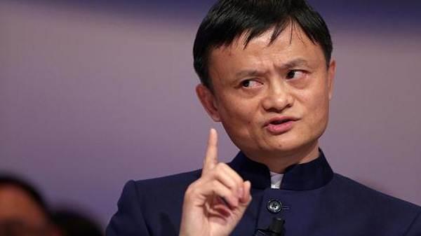 Jack Ma lấy lại ngôi giàu nhất Trung Quốc