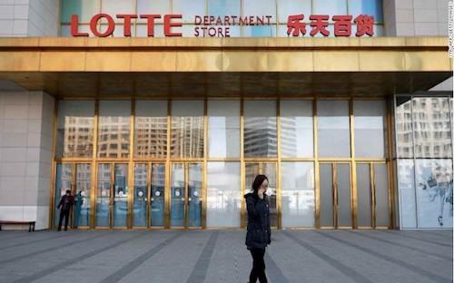 Khốn đốn vì bị tẩy chay, Lotte cân nhắc bán chuỗi siêu thị tại Trung Quốc