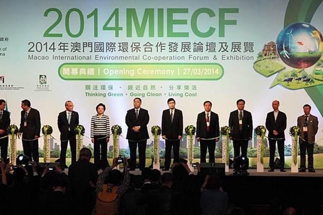 Triển lãm môi trường MIECF 2015 mở ra nhiều cơ hội giao thương