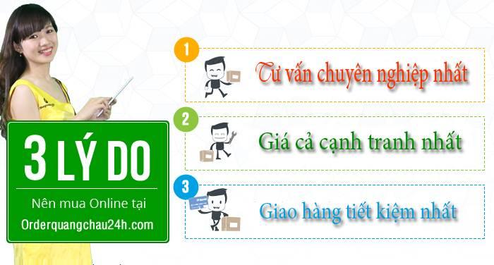 Order taobao, order quảng châu 24h ! Từ các website trung quốc
