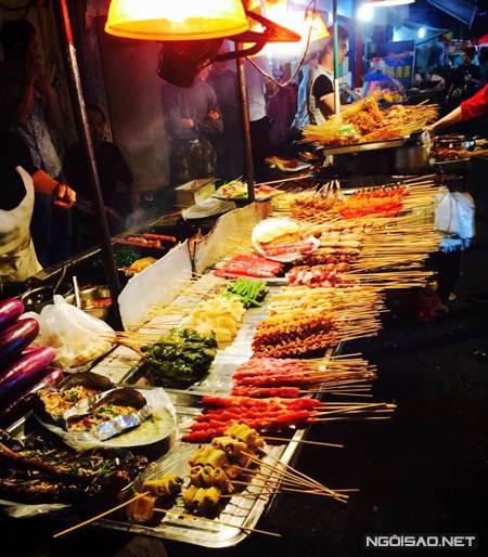 Đi thiên đường mua sắm Quảng Châu !