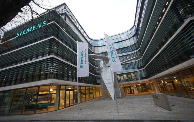 Siemens hợp tác Alibaba phát triển sản phẩm ở Trung Quốc