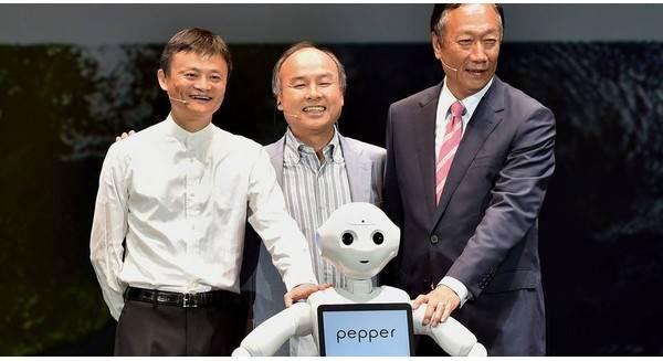 SoftBank và Alibaba hợp tác sản xuất robot
