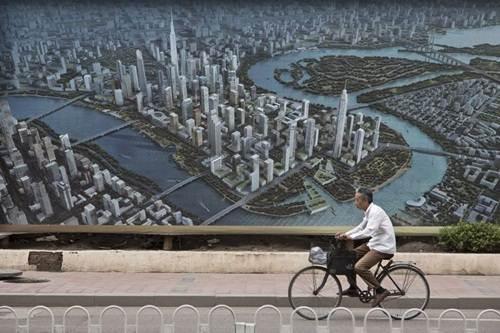 Manhattan Trung Quốc không còn là thành phố ma