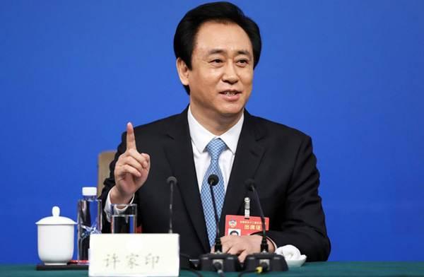 Tỷ phú Xu Jiayin - Donald Trump của Trung Quốc
