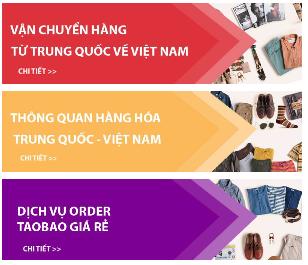 Vận chuyển hàng Trung Quốc về Việt Nam 2 chiều dễ dàng